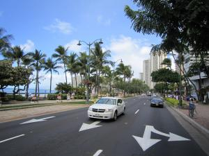 1.ハワイい