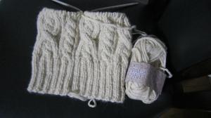 1.毛糸の帽子