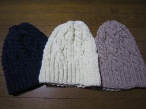 1.帽子①