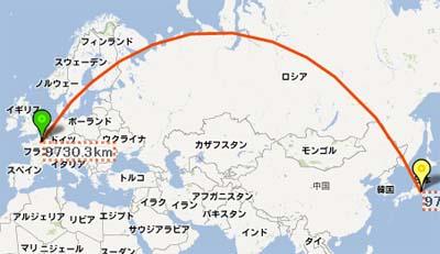 201208062点間距離