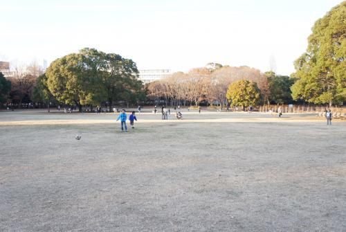 初めての公園1