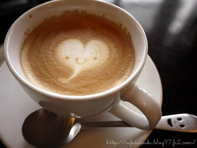 CAFE CENTORO◇カフェラテ