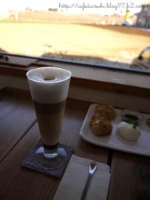 chapot cafe◇チョコ・ラッテ・マキアート