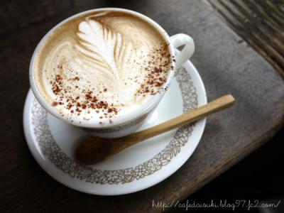 cafe couwa◇カプチーノ・ウェット