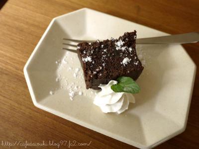 イニミニマニモ◇チョコケーキ