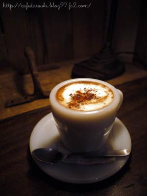cafe la famille◇ショコラショー