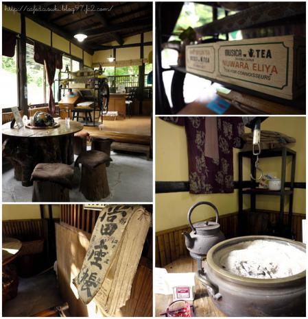 FAUCHON cafe◇店内