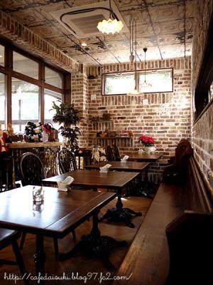 greenfinger Cafe&Shop◇店内