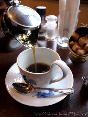 cafe Le Putit Nid 3◇自家焙煎ブレンド