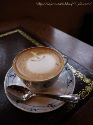 cafe Le Putit Nid 3◇カフェラテ