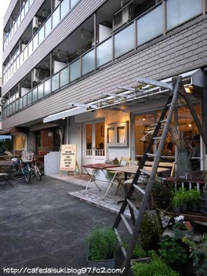 Cafe Lisette◇外観