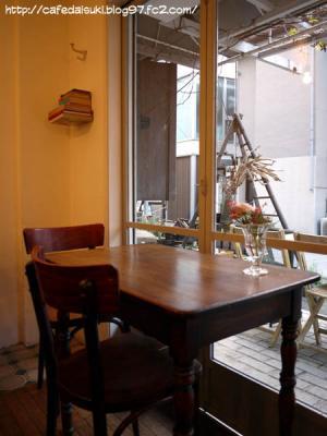 Cafe Lisette◇店内