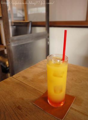 マツガミネコーヒービルヂング◇ローズオレンジ
