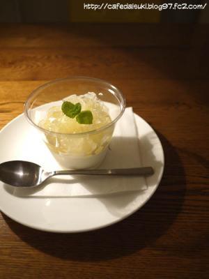 NASU SHOZO CAFE◇グレープフルーツのレアチーズ
