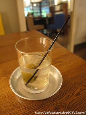 NASU SHOZO CAFE◇梅酢ジュース