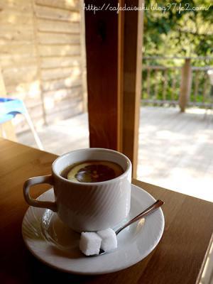 Cafe 日月堂◇ランチセットの紅茶