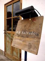 喫茶 Salvador◇看板
