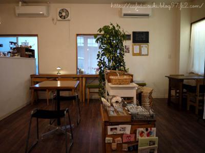 sawa cafe◇店内