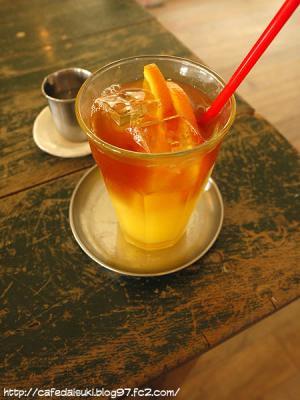 senkiya◇アイスオレンジティー
