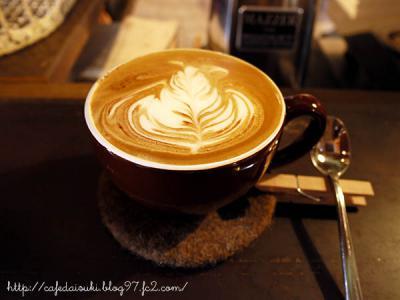 Cafe Sorte◇カプチーノ