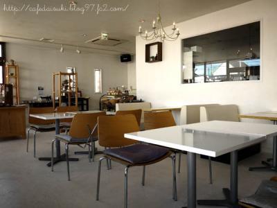 Cafe suave◇店内