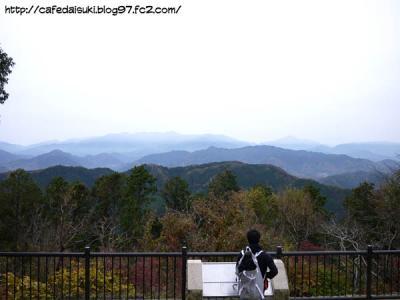高尾山◇山頂からの眺め