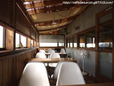 TARO CAFE◇sunset(窓際席)