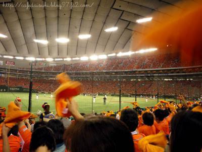 20121005巨人×横浜戦