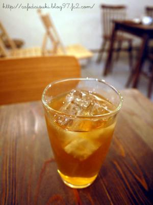 お茶とおやつ ヨウケル舎◇さわやか梅酒ティー