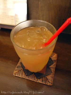 yuki cafe◇カモミールりんごジュース