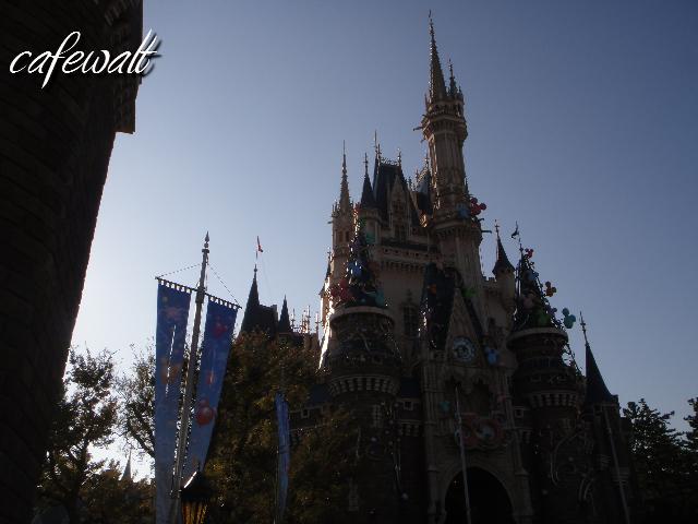 TDL christmas 2013 castle 1