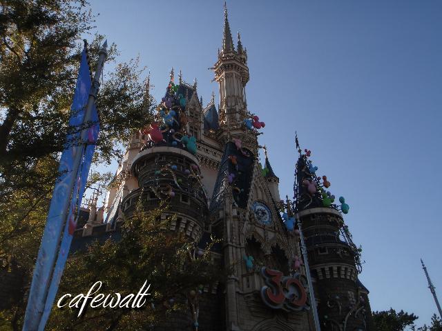 TDL christmas 2013 castle 2