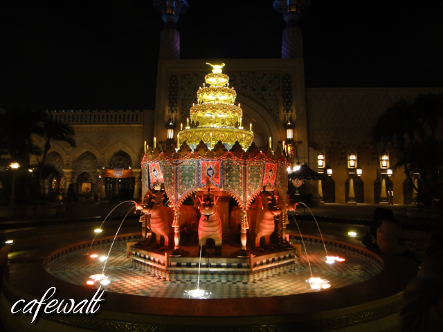 TDS Arabian Coast Christmas 2013-2