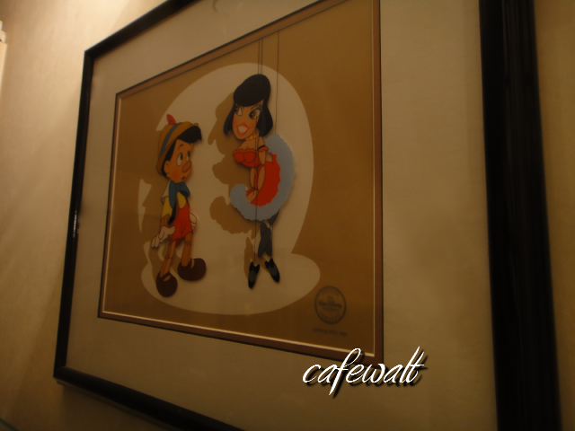 Pinocchio & Marionette 1