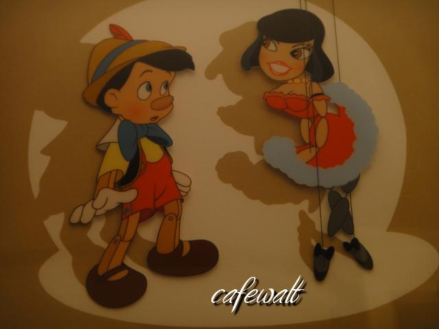 Pinocchio & Marionette 2