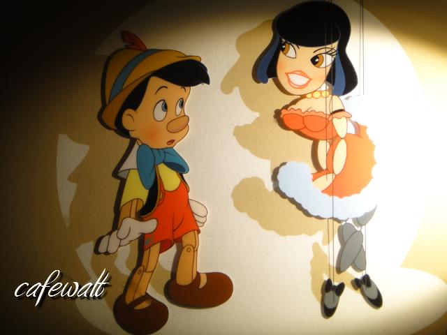 Pinocchio & Marionette 3