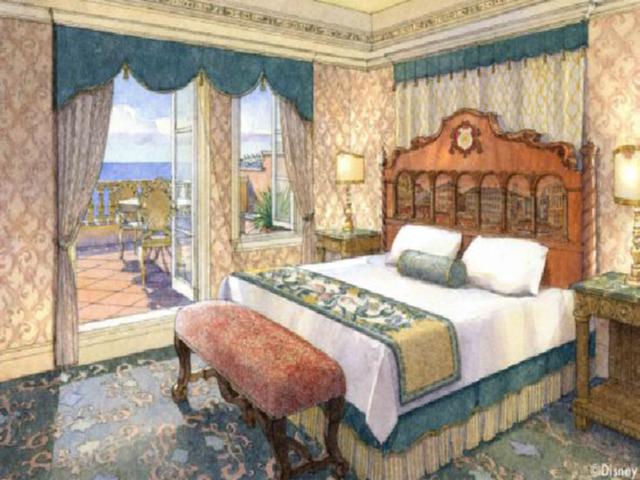 ホテル ミラコスタ リニューアル ヴェネツィア・サイド