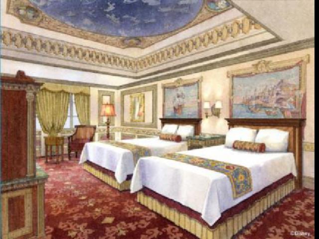 ホテル ミラコスタ リニューアル カピターノ・ミッキー・スーペリアルーム