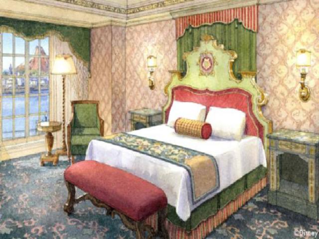 ホテル ミラコスタ リニューアル ポルト・パラディーゾ・サイド