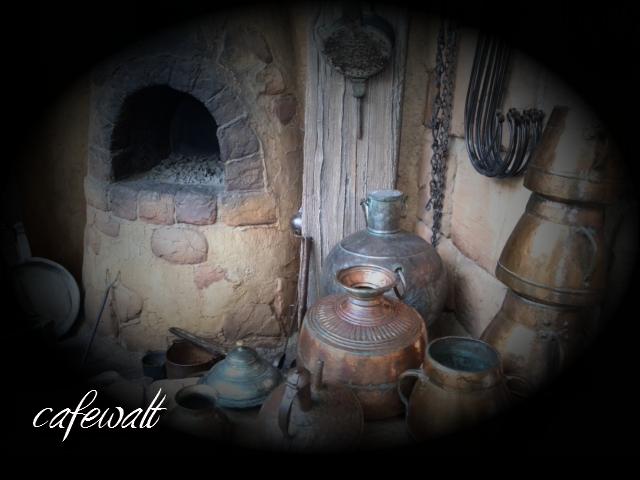 アラビアンコーストの石窯 1