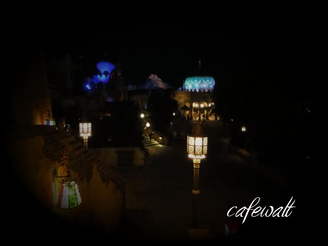 アラビアンコーストの夜景1