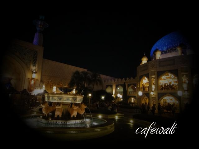 アラビアンコーストの夜景2