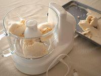 酒粕のアイスクリーム