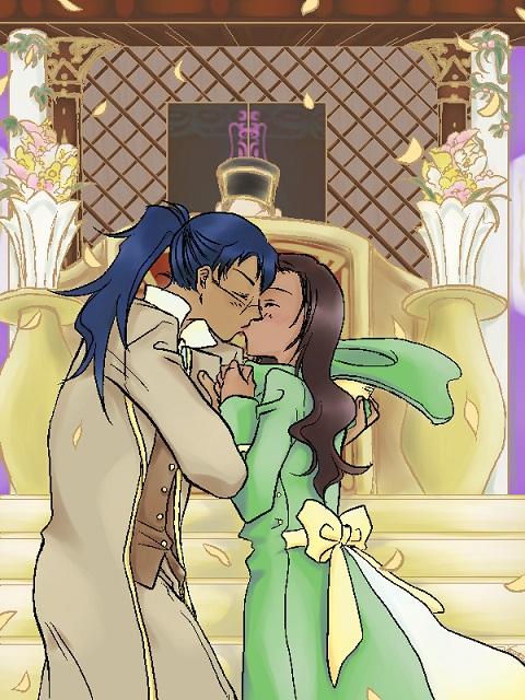 ブログ用ディオシェリー結婚式