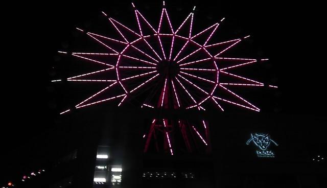鹿児島駅夜