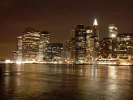ニューヨーク夜景