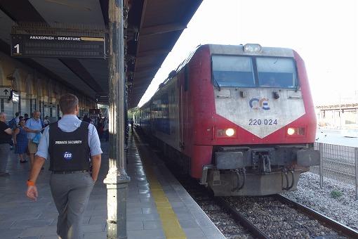 ギリシャ国鉄