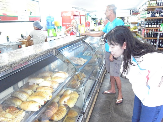 パダリアのパン