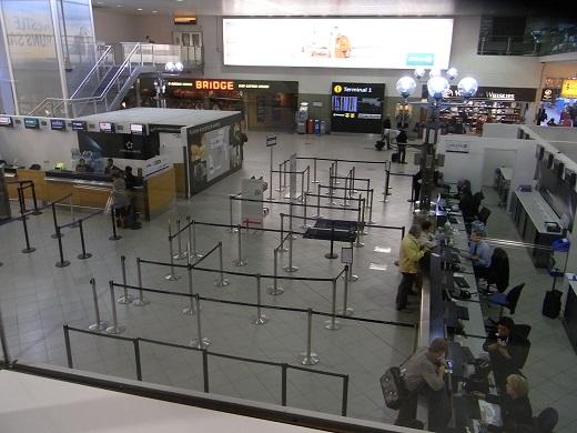 ターミナル1!