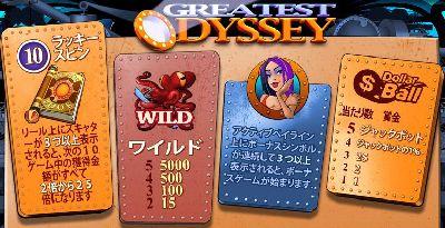 Greatest Odyssey-WILD